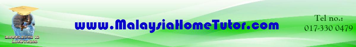 Malaysia Home Tutor